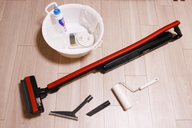 ソファ清掃用道具