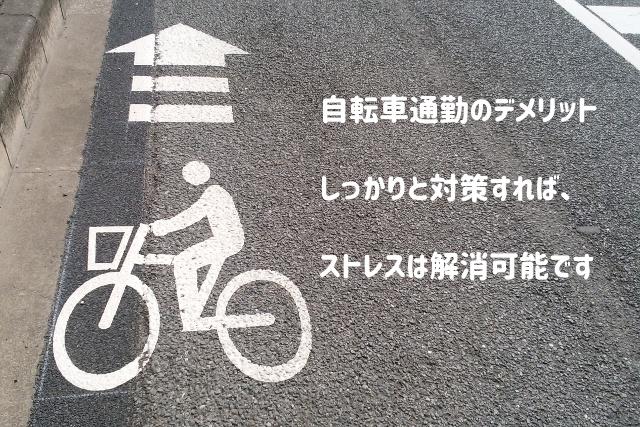 自転車通行帯のピクトグラム